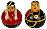 #9: Crafts Worth Balancing Doll - Men & Women (Pack of 2)