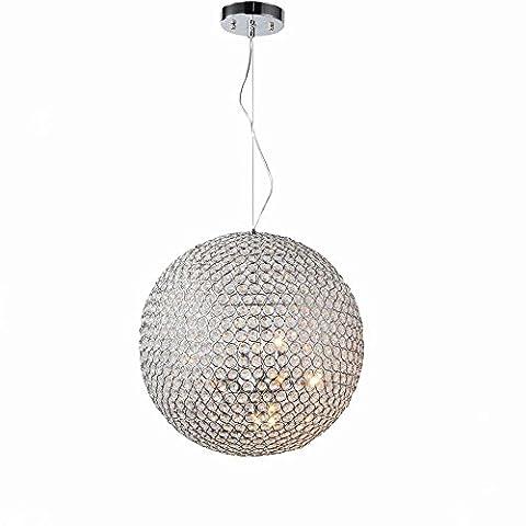 Moderne einfache Led Kreative Kristall Wohnzimmer Kronleuchter Hotel Wohnzimmer Bar Billard Ball Kronleuchter