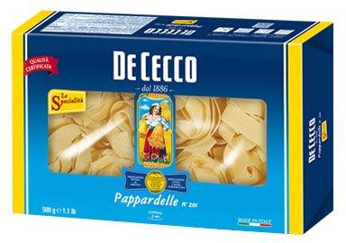 De Cecco - De Cecco Pappardelle 201