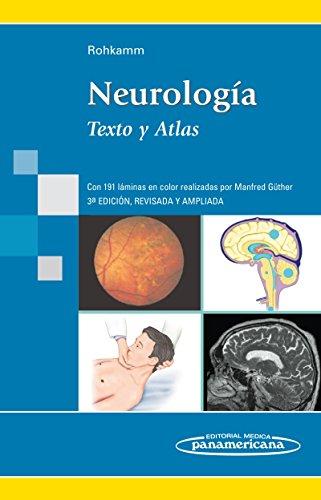 ROHKAMM:Neurolog'a.Texto y Atlas 3a Ed