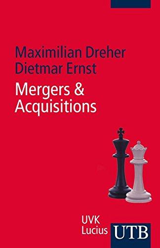 Mergers & Acquisitions: Grundlagen und Verkaufsprozess mittlerer und großer Unternehmen