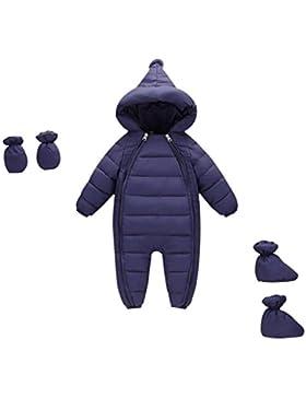 Vine Baby Schneeanzug mit Handsc