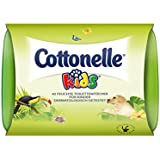Cottonelle Feuchtes Toilettenpapier Kids Box, 8er Pack  (8 x  42 Tücher)