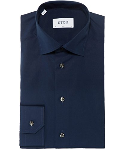 Eton Vimmerby Hemd slim fit Blau