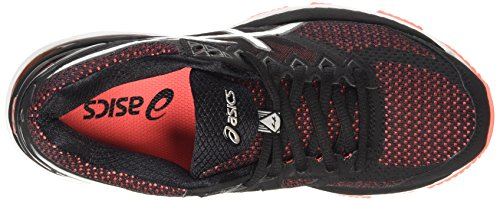 Asics - GT 2000 4 - Scarpa Running donna Rosa (flash Coral/black/silver 0690)