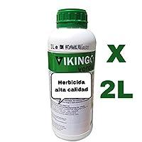SUPER 360 Herbicida 2 x 1 litros Barbariani Maximo Control de Las Malas Hierbas Barbarian Herbicida Trata hasta 1666 m2 / m 1Lt Sin Lesion Superficial: Total absorcion 100% eficacia Envio 24/48 Horas
