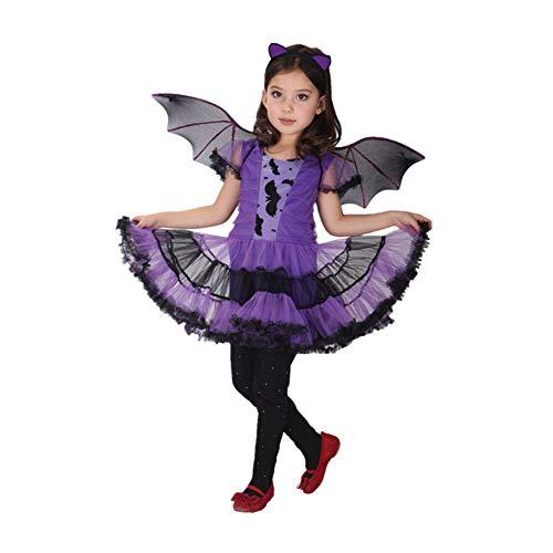 Halloween Party Kleider + Hut Outfit Kleinkind Kinder -