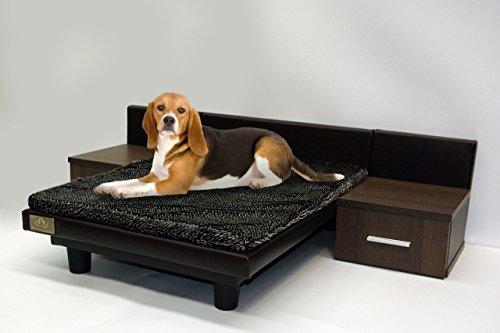 MAXI MARRON Cama para Mascotas - Perros y Gatos
