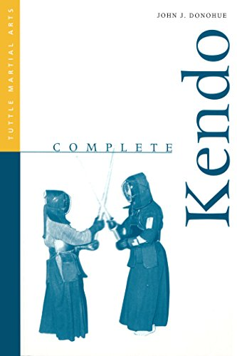 Complete Kendo (Complete Martial Arts) (English Edition) -