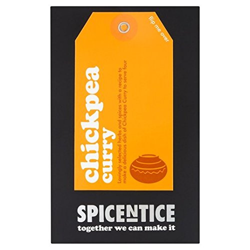Spicentice pois chiches Curry 10g Kit
