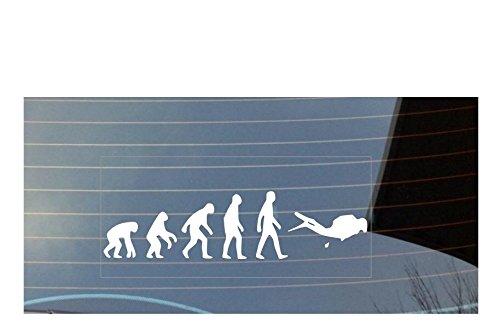 evoluzione-di-man-scuba-dive-auto-adesivo-per-finestra-colore-bianco