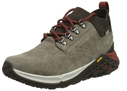 Merrell Herren Jungle Mid Xx Waterproof Ac+ Hohe Sneaker, Beige Boulder, 46 EU Merrell Boulder