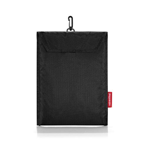 Reisenthel Ag3014 Borsone, 21 cm, 30 litri, Colore Ruby Dots Nero (schwarz)
