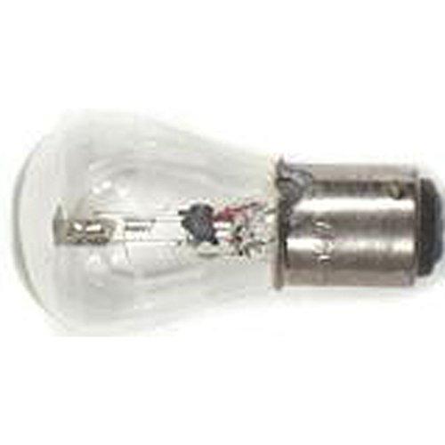 Spahn Scheinwerferlampe 6-15 Sockel BAX 15d 6 V 15/15 W klar Motorrad