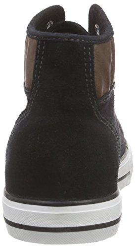 Nebulus Nevada, Sneakers Hautes Homme Noir (Black)