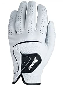 Srixon Women's Leather Golf Glove (Left Hand) - White, Small