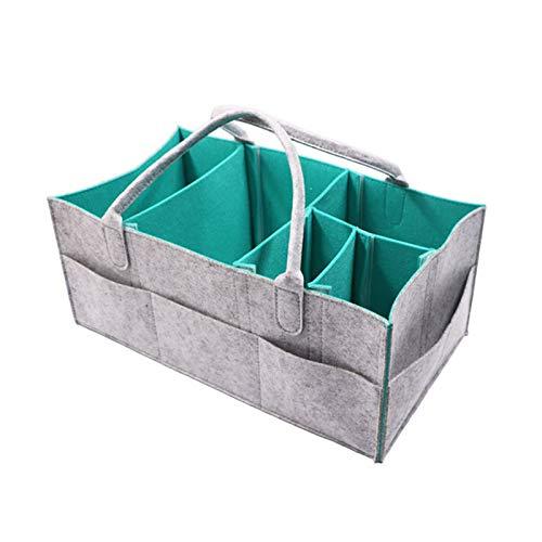 Baby-Wickeltasche, faltbar, tragbar, leicht, multifunktional, austauschbares Fach, geeignet für Mutter und Neugeborene
