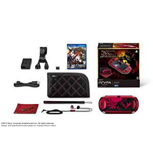 Playstation Vita Soul Sacrifice Premium Edition Amazon.co.jp Original with Product Code 'Ice Blade of the Spirits' Magic (Weapons) with Benefits of Cold Attribute(japan Import)