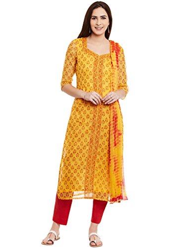 Dress Material by Pinkshink | Kota Doria Cotton Churidar Dress Material p118