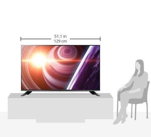 LG 58UH635V 146 cm (58 Zoll) Fernseher (Ultra HD, Triple Tuner, Smart TV) - 8