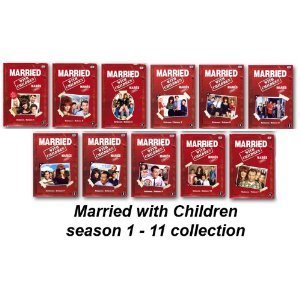 MARRIED-WITH-CHILDREN-Complete-collection-Series-1-11-by-Ed-ONeill