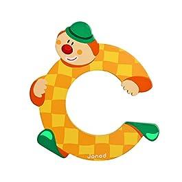 Janod J04544 – Clown Letter C
