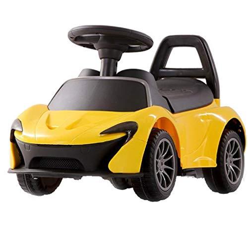 Veicoli a spinta e ruote Torsione Auto per Bambini Giocattoli per Bambini Carrozzina Colore Musica Leggera Auto Baby Yo Auto Auto Giocattolo Ragazzo Regalo Rotazione Drift Altalena Giroscopio Auto