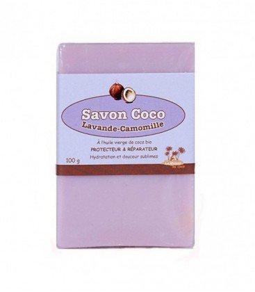 Savon Coco Relax : Lavande/Camomille