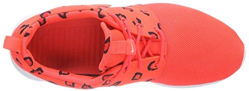Nike Roshe One Print Damen Sneakers Rot (Mehrfarbig)