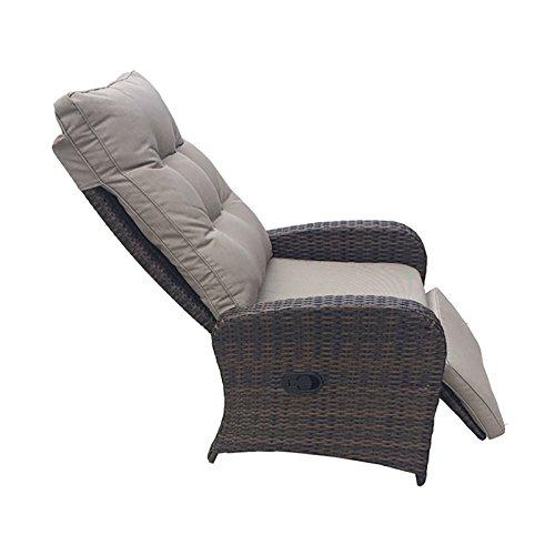 Relaxsessel garten braun  ᐅᐅ】Relaxsessel Garten ✓ Entspannter Alltag ✓