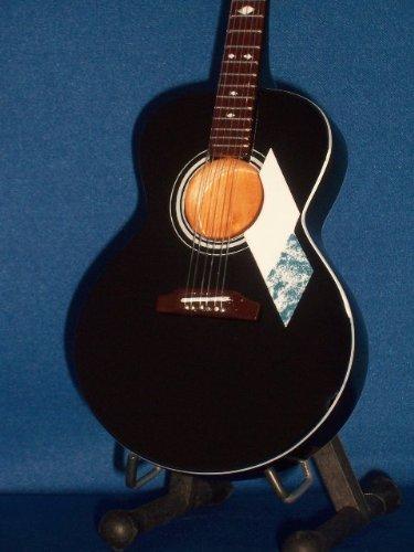 Mini chitarra acustica Neil Diamond Model display