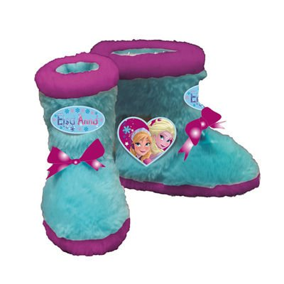Zapatillas bota Frozen Disney Dancing sisters