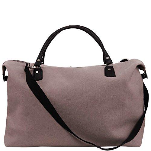 BUTLERS PACK & RIDE Reisetasche Canvas Travelbag - Gepäck - Hangepäck - Handtasche - 59x20x47cm (Große Canvas-grenze)