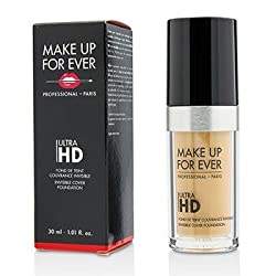 Make Up For Ever Ultra HD Invisible Cover Foundation -  Y245 (Soft Sand) 30ml/1.01oz