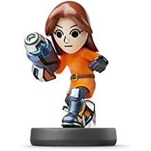 "Amiibo Mii Kanonier-Version ""Amiibo Mii Gunner version""(Super Smash Bros. Brawl Series)für Nintendo Wii U, Nintendo 3DS JAPANEASE SPIEL"