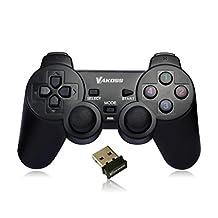 Vakoss GP-3925BK draadloze gamepad zwart