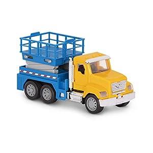 Driven Mini Camión con Plataforma Aerea, Color Amarillo y Azul, WH1074Z