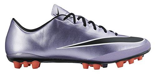 Nike Herren Mercurial Veloce Ii Ag-r Fußballschuhe, Bunt Violett / Schwarz (Urbn Lilac / Blk-Brght Mng-White)