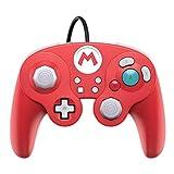 Nintendo Switch Smash Pad Pro NS Mario Super Smash Bros Controller [ ]