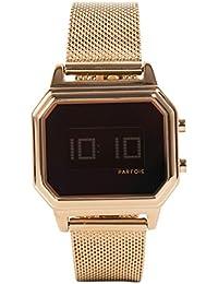 Parfois - Reloj Digital - Mujeres - Tallas Única - Dorado