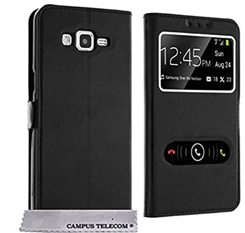Étui Housse folio coque pochette Galaxy Grand Prime g530 4G 5 pouces - SM-G531F G530H by Campus Telecom®