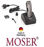 Rotschopf24 Edition: M 0 S E R Profiline Haarschneider / Trimmer mit Akku! Klasse Konturenschneidsatz, von 0,4mm + 3mm - 6,0mm. 44082