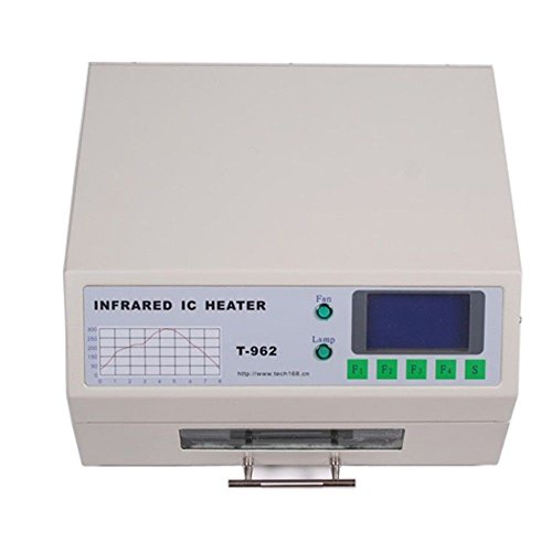 Autovictoria Reflow Infrared Heater Máquina soldadura