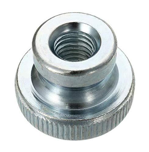 MYAMIA Suleve Mxcn1 5Pcs Carbon Steel Rnurled Thumb Nut Thread M3 M4 M5 M8 M10-M6