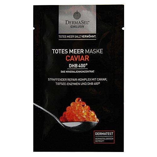 DermaSel-Masque Au Caviar Sel De La Mer Morte Dermasel