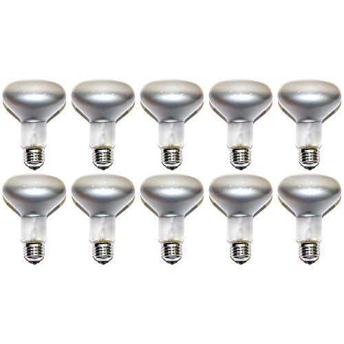10 x Reflektor Glühbirne Spot R80 40W E27 Glühlampe 40 Watt Glühbirnen Glühlampen dimmbar -