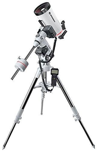 Bresser Messier Télescope MC-127/1900 EXOS-2 EQ-5 Goto Blanc