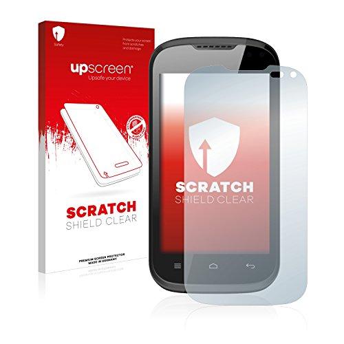 upscreen Scratch Shield Clear Displayschutzfolie (Displayschutzfolie, Transparent, 1Stück (S))