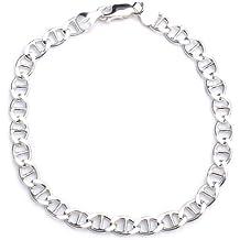 Bracelet - BRS-K41231 - Pulsera de mujer de plata de ley, 21 cm