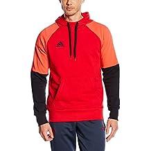 adidas Con16 Sudadera, Hombre, Rojo (Escarl/Negro/Rojbri), 3XL